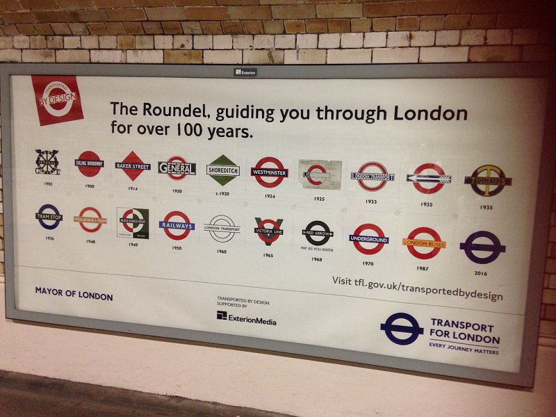 History of The Roundel
