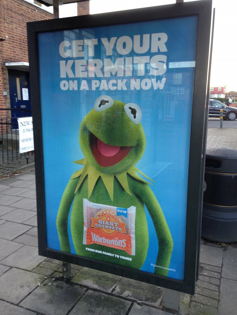 Get Your Kermits On A Pack Now