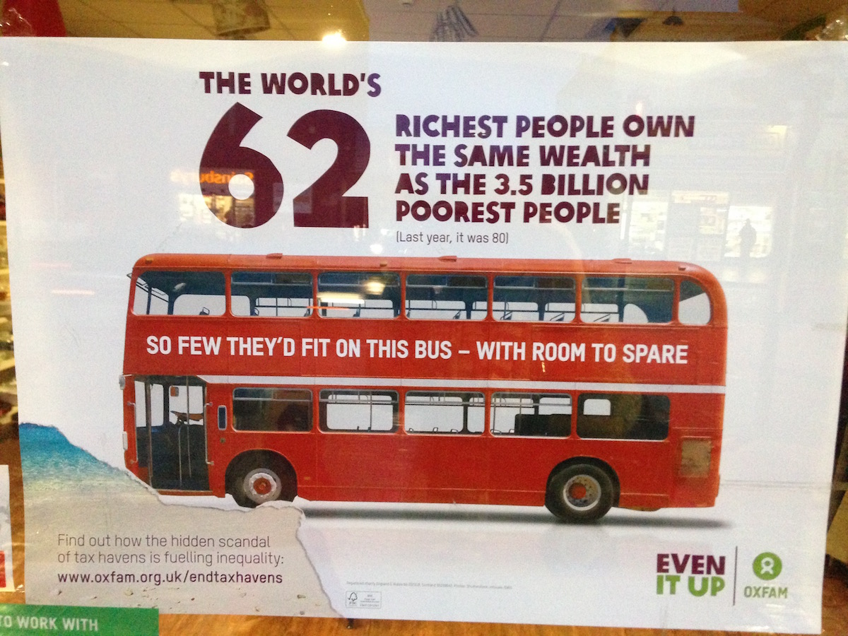 Oxfam - The Bus